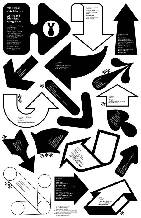 Yale School of Architecture (poster, 2000)