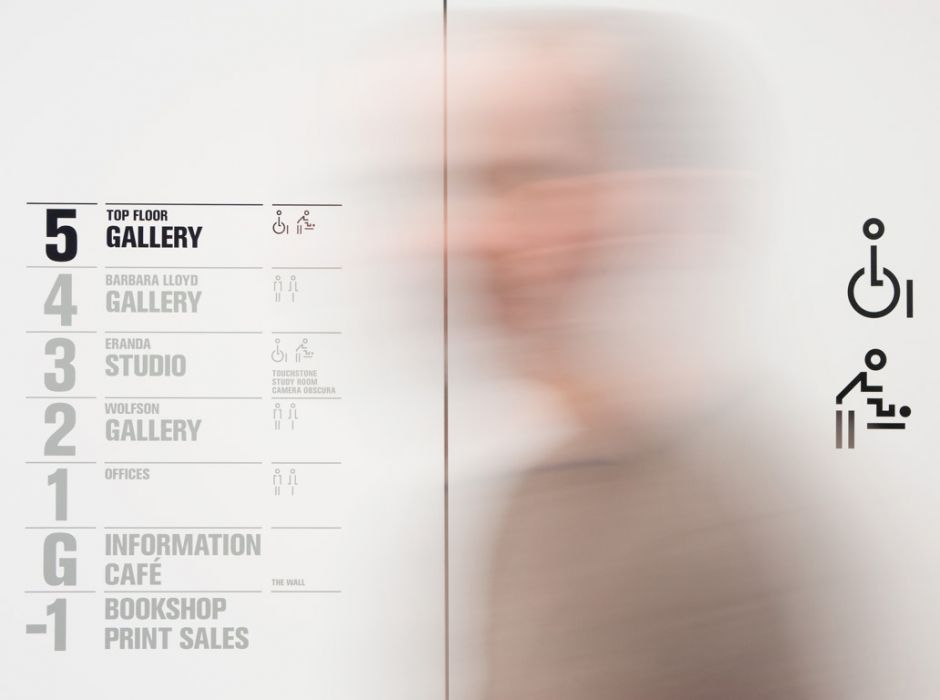 The Photographers' Gallery (graphics)