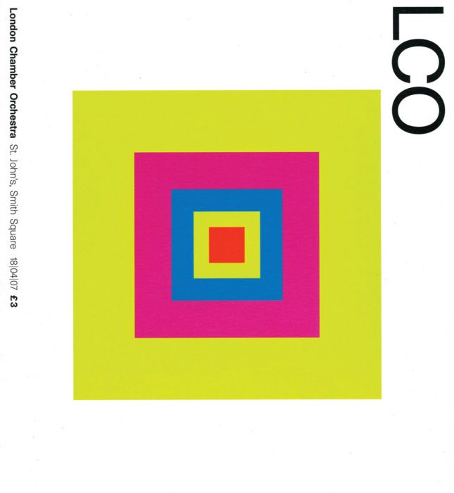 LCO music concert (cover, 2007)