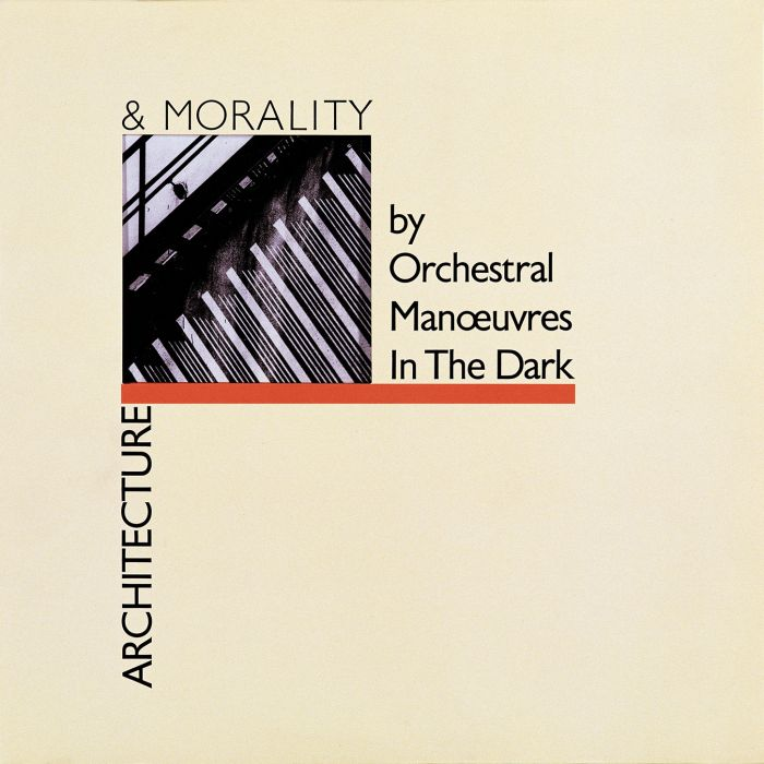Orchestral Manoeuvres in the Dark – Architecture & Morality (album artwork, 1981)