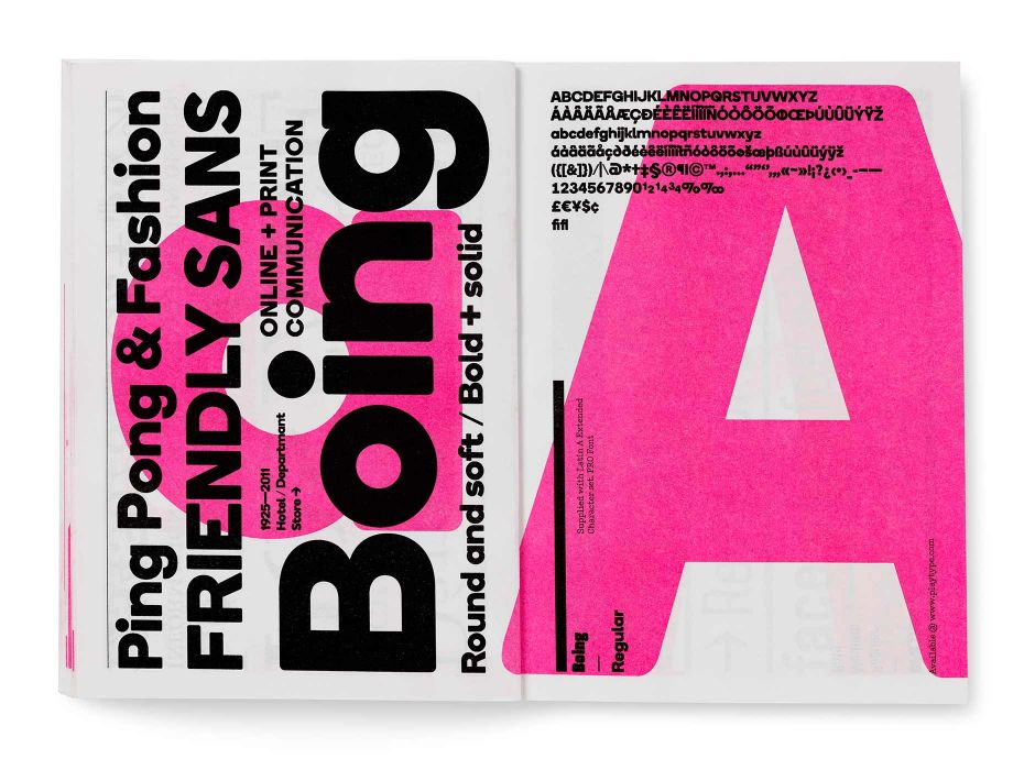 Boing(typeface)