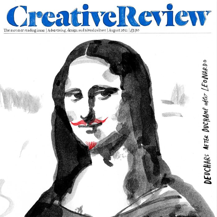 Creative Review (cover 2012)