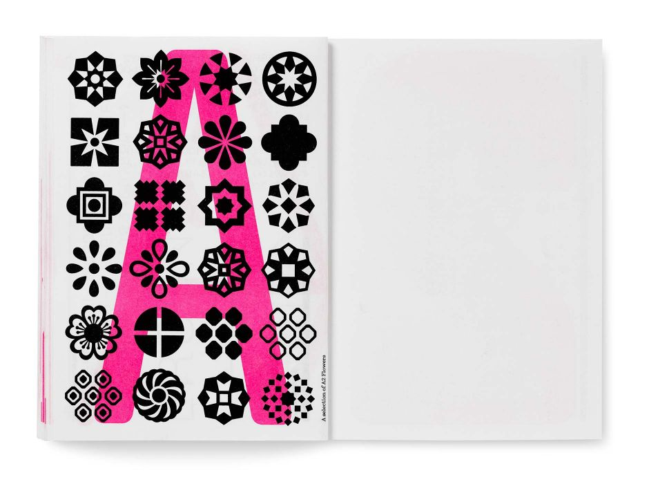 A2 Flowers (typeface)